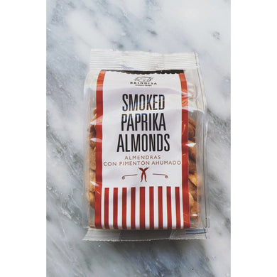 Paprika Smoked Almonds - Kate's Kitchen