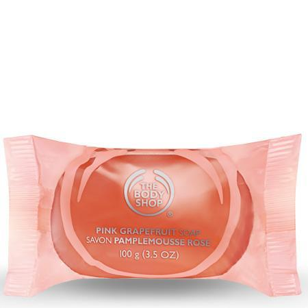 The Body Shop Pink Grapefruit Soap - Kate's Kitchen