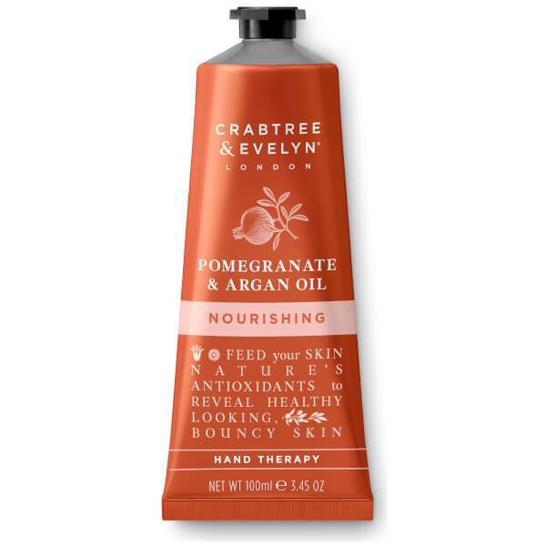Crabtree & Evelyn - Pomegranate & Argan Oil - Nourishing Hand Therapy - Kate's Kitchen