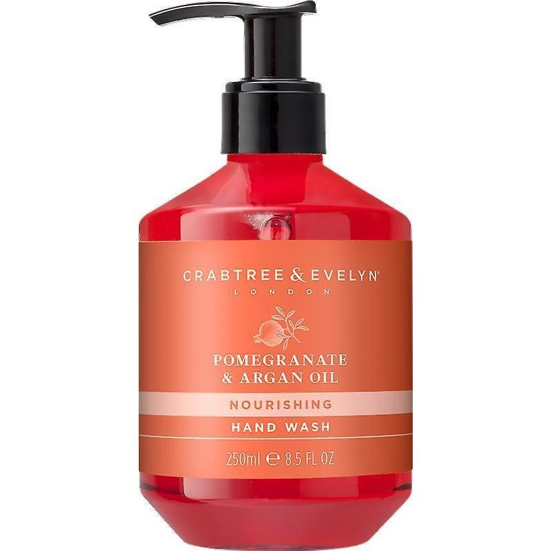 Crabtree & Evelyn - Pomegranate & Argan Oil - Nourishing Hand Wash - Kate's Kitchen