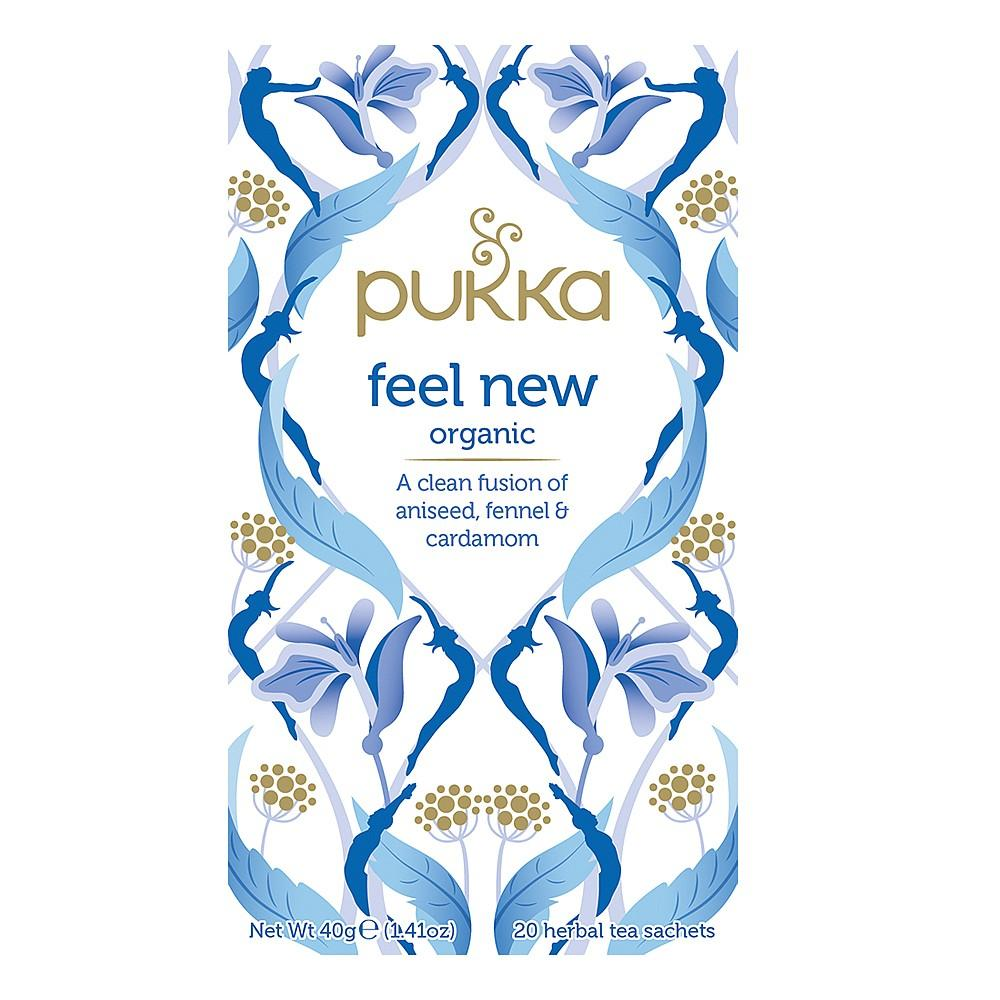 Pukka Feel New Tea - Kate's Kitchen