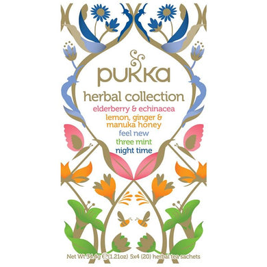 Pukka Herbal Collection Teabags - Kate's Kitchen