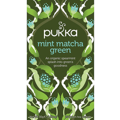 Pukka Mint Matcha Tea - Kate's Kitchen