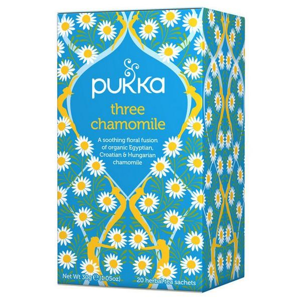 Pukka Three Chamomile Tea - Kate's Kitchen