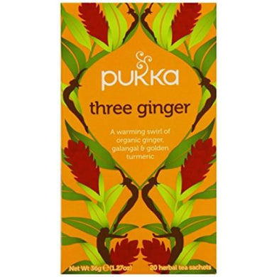 Pukka Three Ginger Tea - Kate's Kitchen