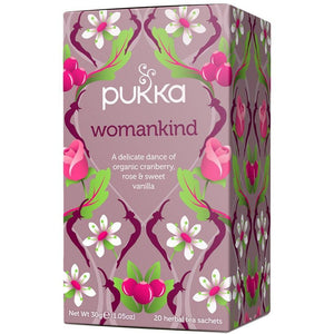 Pukka Womankind Tea - Kate's Kitchen