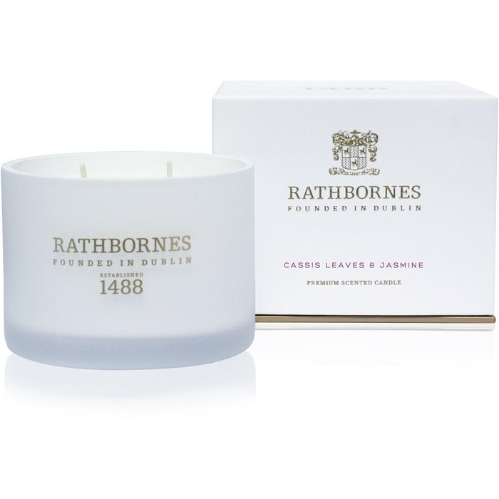 Rathbornes Beyond The Pale Candle cassis