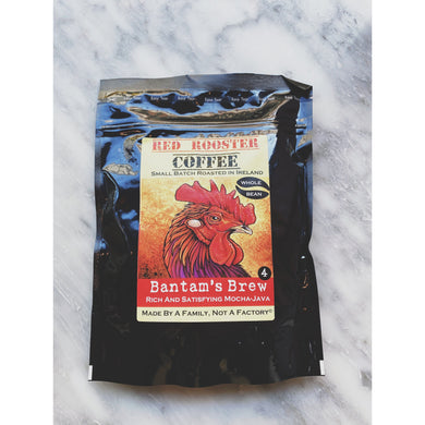 Red Rooster Whole Bean Bantams Brew - Kate's Kitchen