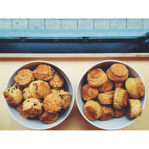 Saturday Only - Plain Scones (2 Pack) - Kate's Kitchen