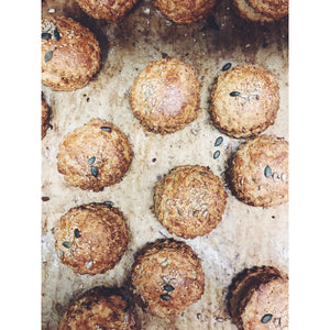 Saturday Only -Wholemeal Seeded Scones (2 Pack) - Kate's Kitchen