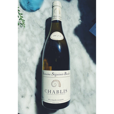 Seguinot-Bordet - Chablis - Kate's Kitchen
