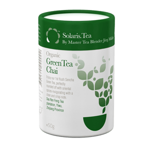 Solaris Green Chai Tea - Kate's Kitchen