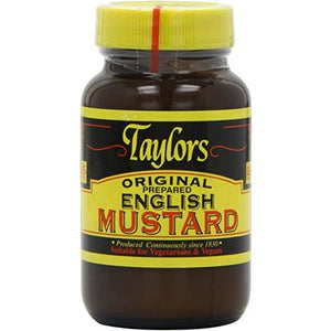Taylors English Mustard - Kate's Kitchen