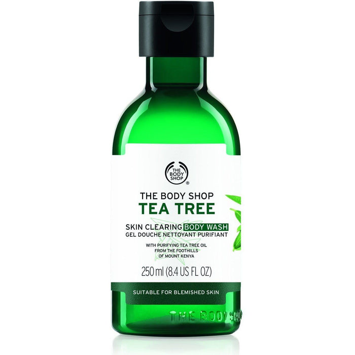 The Body Shop Tea Tree Body Wash - Kate's Kitchen