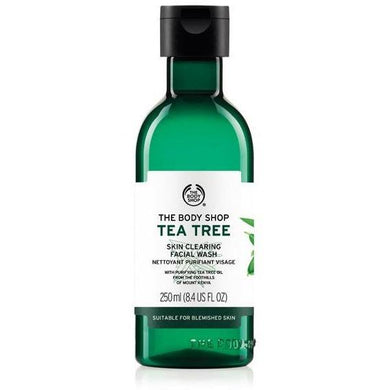 The Body Shop - Tea Tree Skin Clearing Facial Wash - Kate's Kitchen