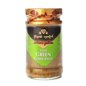 Thai Gold Green Curry Paste - Kate's Kitchen