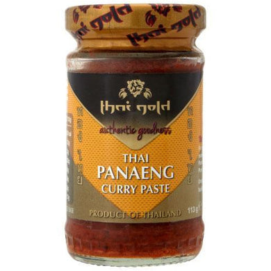Thai Gold Panaeng Curry Paste - Kate's Kitchen