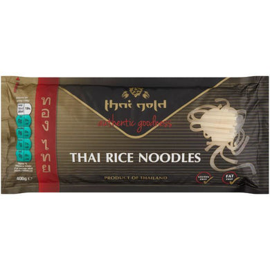Thai Gold Rice Noodle - Kate's Kitchen