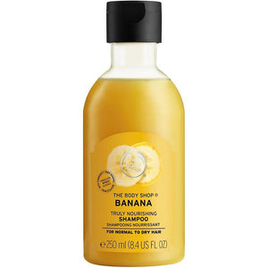 The Body Shop Banana Shampoo 400ml - Kate's Kitchen