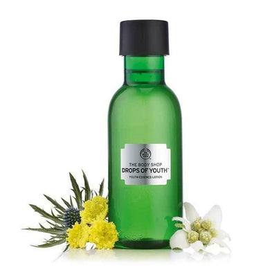 The Body Shop Drops of Youth Essence Lotion - Kate's Kitchen