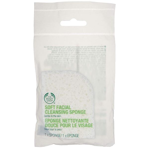 The Body Shop Soft Facial Cleansing Sponge - Kate's Kitchen