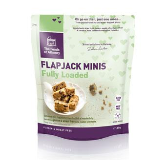 The Foods of Athenry Gluten Free Flapjacks - Kate's Kitchen