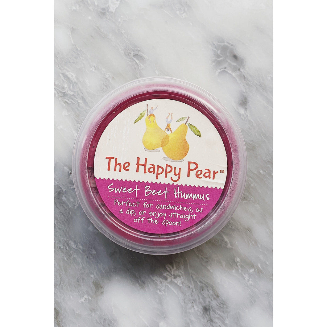 The Happy Pear Sweet Beat Hummus - Kate's Kitchen