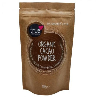 True Natural Organic Cacao Powder - Kate's Kitchen