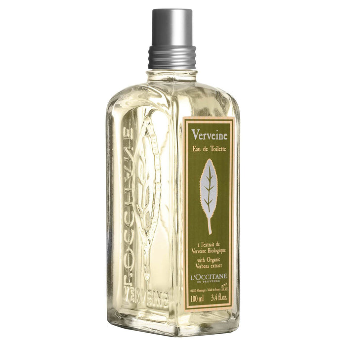 L'occitane Verbena  eau de toilette - Kate's Kitchen