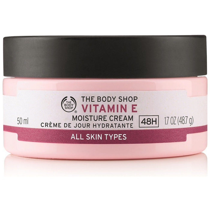 The Body Shop Vitamin E Moisture Cream - Kate's Kitchen