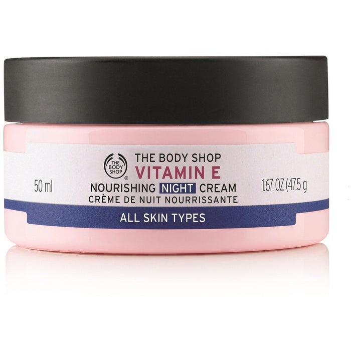 The Body Shop Vitamin E Night Cream - Kates Kitchen