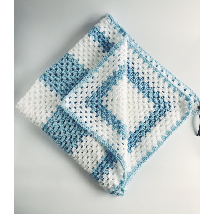 Wool Baby Blanket - Kate's Kitchen