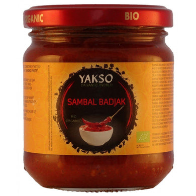 Yakso Sambal Badjak - Kate's Kitchen
