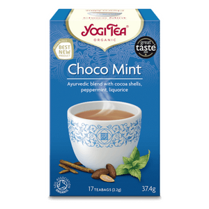 Yogi Choco Mint Tea - Kate's Kitchen
