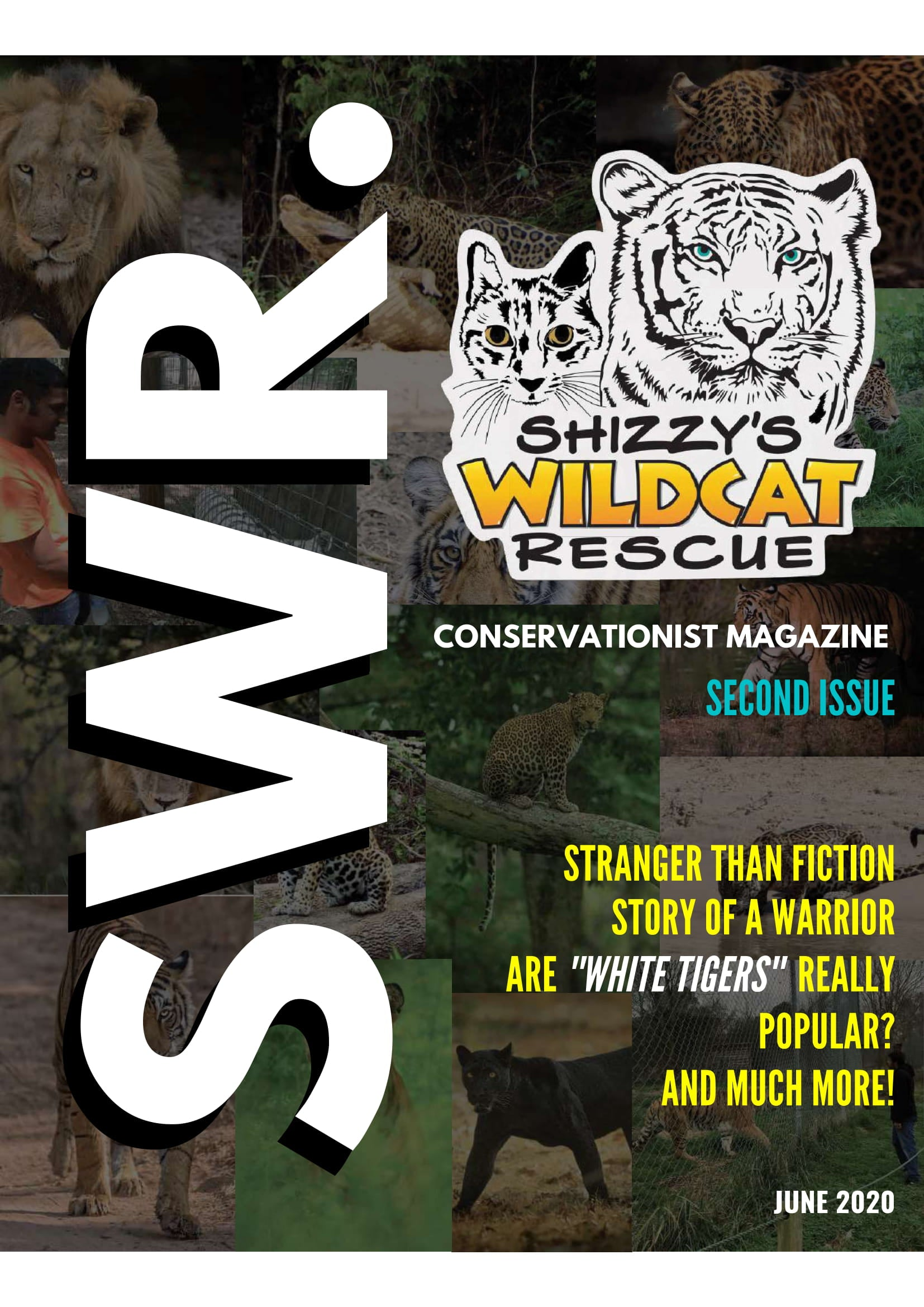 The SWR Digital Wildlife Magazine  (previous month's issue)