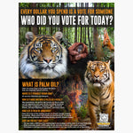 Palm Oil Posters 2 for $20
