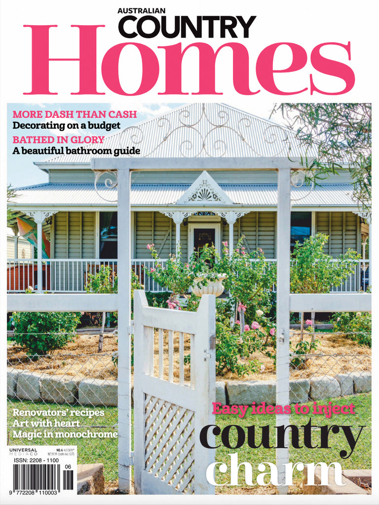 Australian Country Homes / No.9 May 2019
