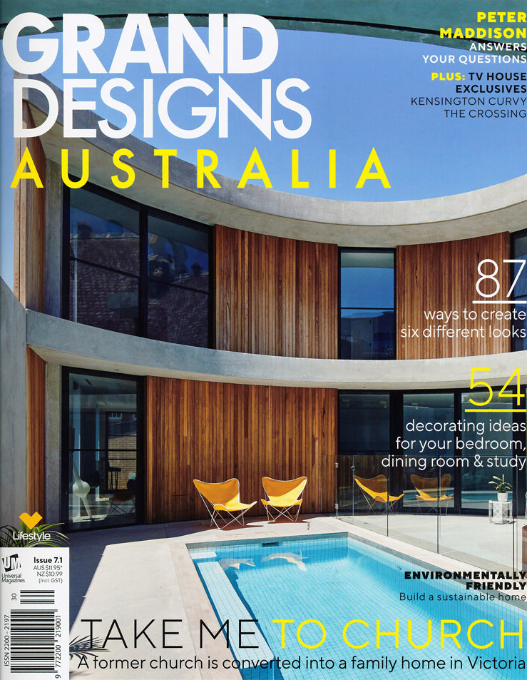 Grand Designs Australia / Issue 7.1 Feb 2018