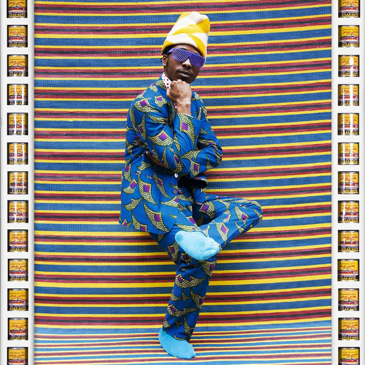 Photographer Hassan Hajjaj