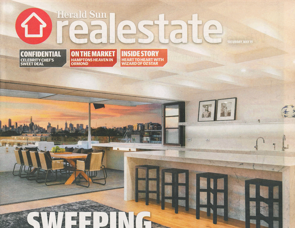 Herald Sun realestate / 19 May 2018