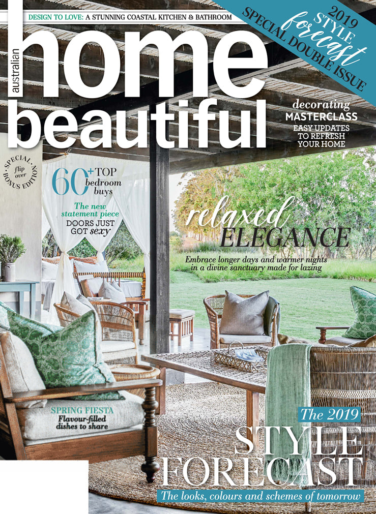 Home Beautiful / Oct 2018