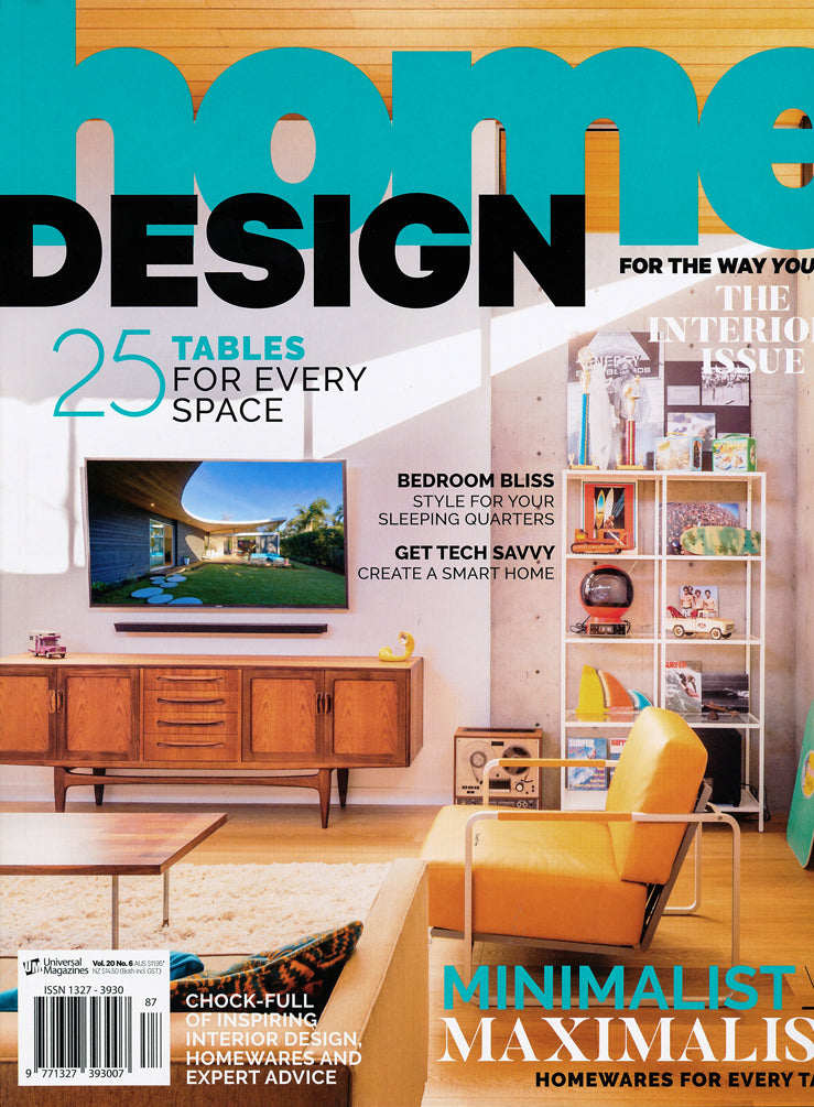 Home Design / Vol.20 No.6 Jan 2018
