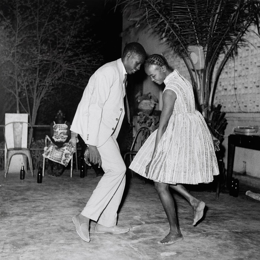 Photographer Malick Sidibé