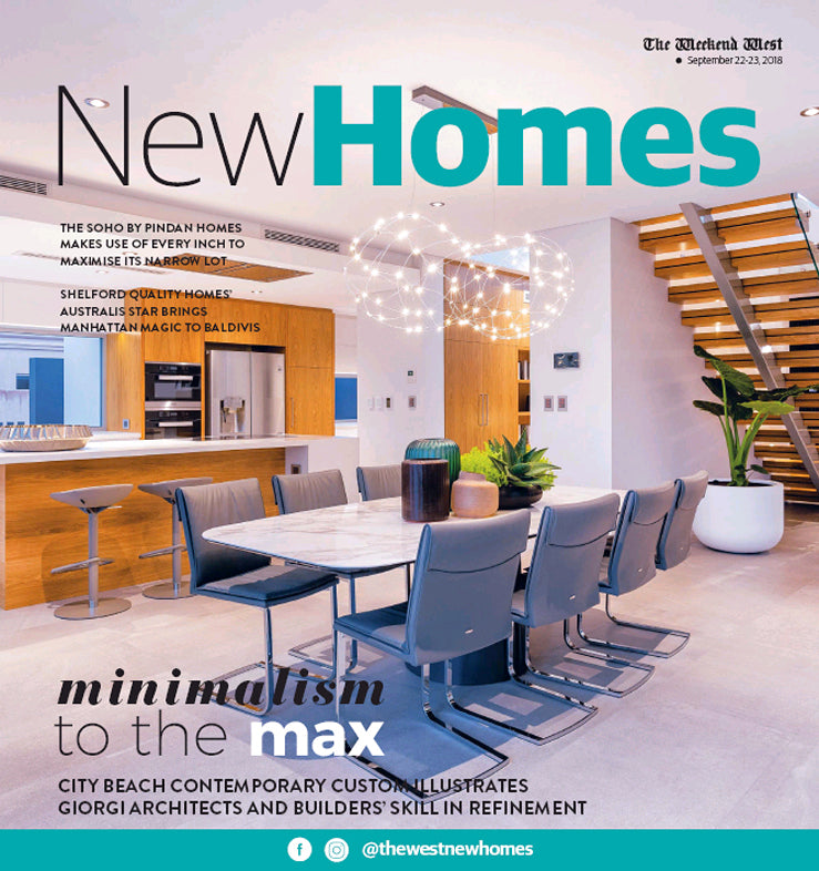 The Weekend West New Homes / 22-23 Sep 2018