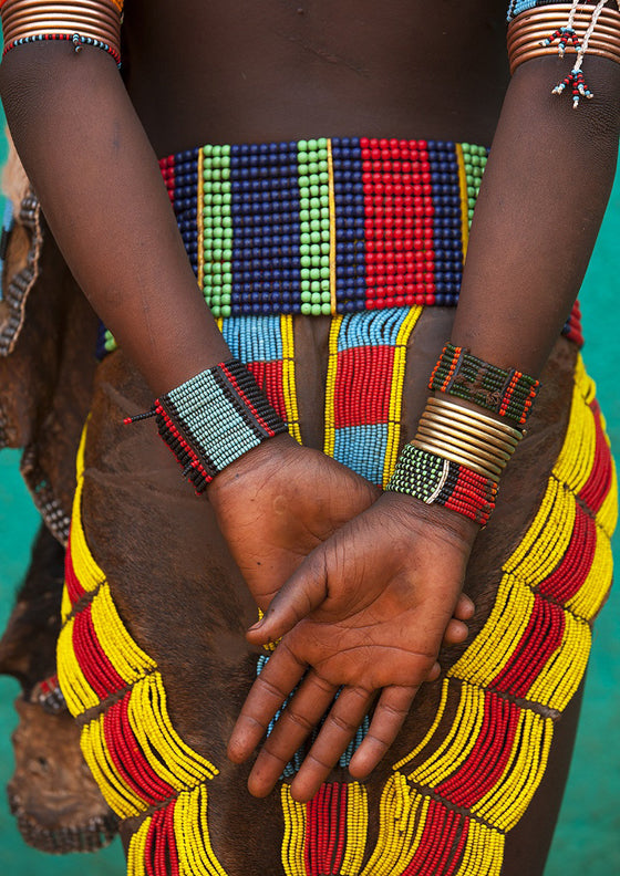 African bangles | Omo Valley, Ethiopia