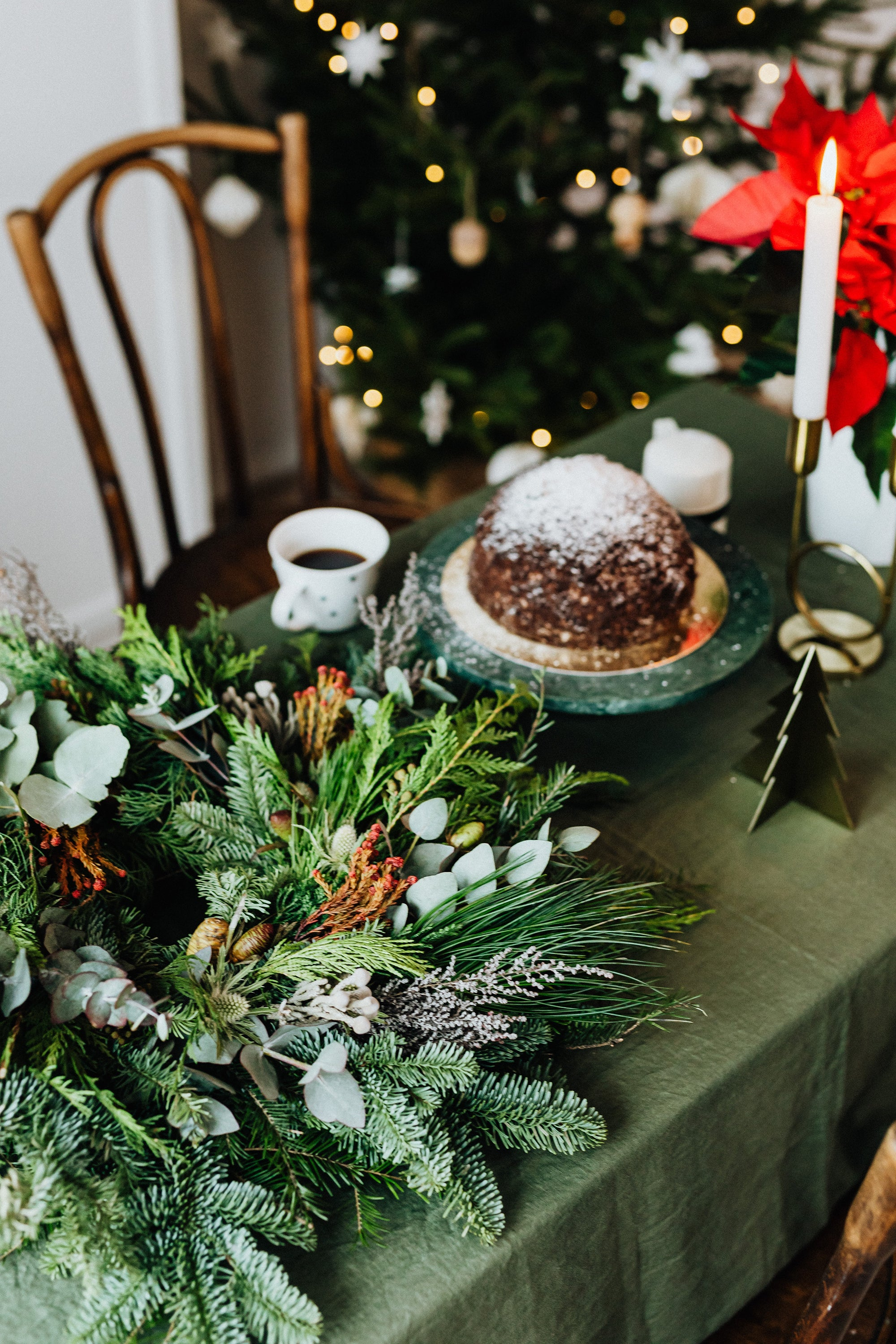 Safari Journal / Blog by Safari Fusion | Christmas prettiness | Decorating the Christmas table
