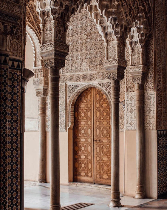 Closed for holidays | Alhambra, Granada Spain