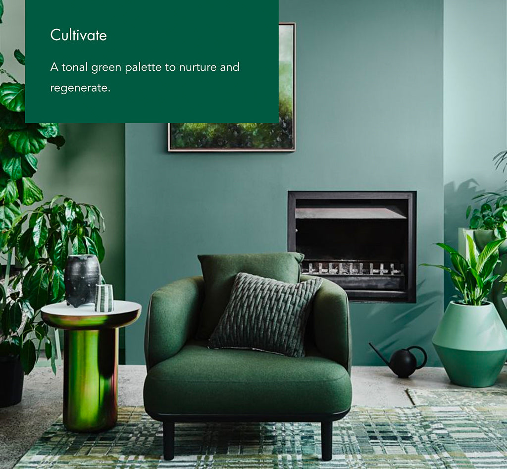 Safari Journal / Blog by Safari Fusion | The Dulux Colour Forecast 2020 'Essence' | Cultivate