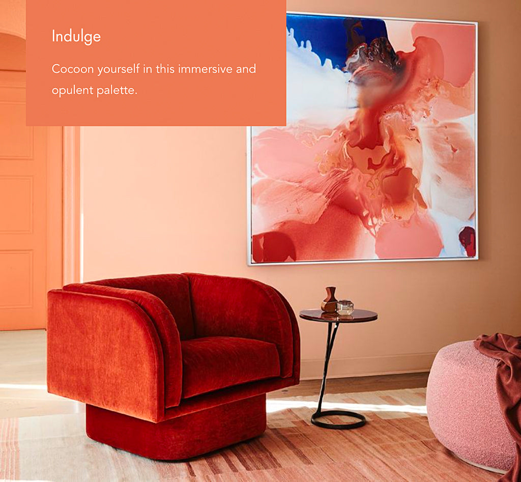 Safari Journal / Blog by Safari Fusion | The Dulux Colour Forecast 2020 'Essence' | Indulge