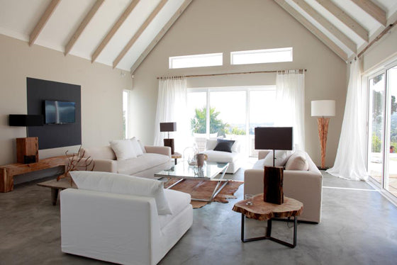 Shades of grey | The colour grey is the perfect neutral to make colour pop | Romulus House Somerset West, Cape Town